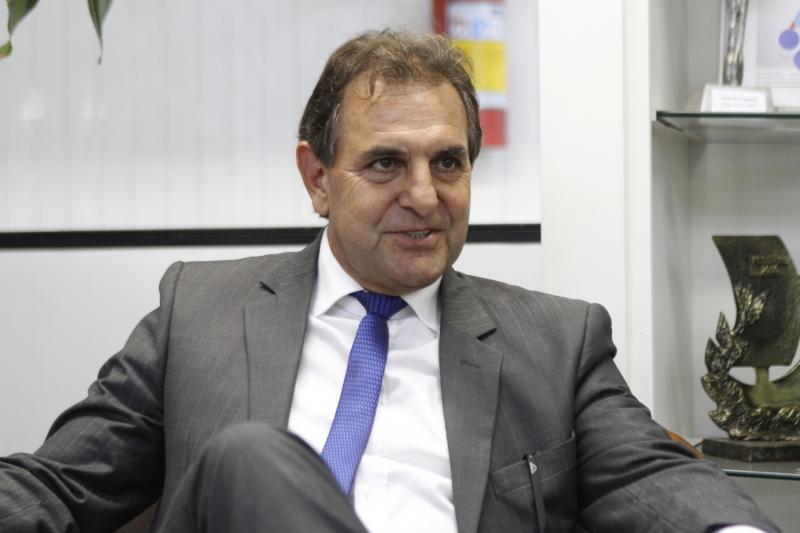 Paulo Cesar Kohlrausch, prefeito de Santa Clara do Sul