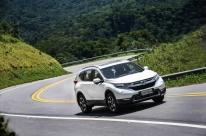 Honda renova o CR-V
