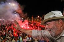 Em São Leopoldo, Lula diz ter certeza de que não vai ser preso