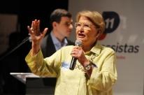 Ana Amélia elogia 'atirar ovos' e 'levantar o relho' contra apoiadores de Lula