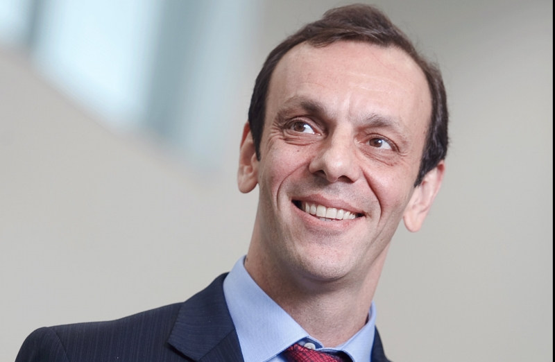 Julio Cosentino, presidente da ANCD