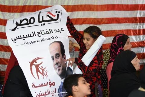 Com 60% de abstenção, Sisi vence eleições no Egito