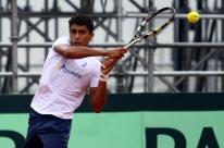 Thiago Monteiro abrirá confronto entre Brasil e Bélgica na Copa Davis