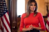 Em áudio vazado, Melania reclama de críticas à política migratória de Trump