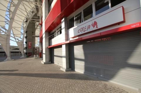 Estádio Beira-Rio ganha novos espaços de entretenimento para torcedores