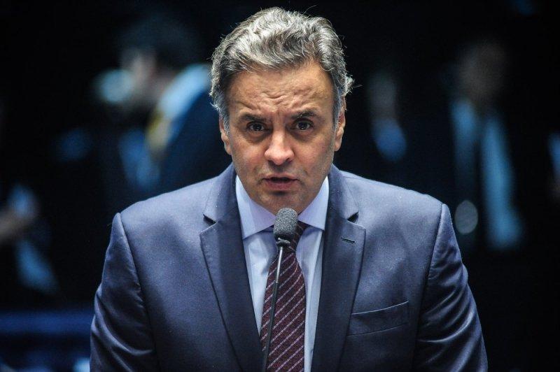 Réu em processos, incluindo acusação de corrupção, Aécio Neves ainda não foi julgado pela Justiça