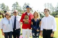 Substituindo a filha, cavaleiro gaúcho leva Prêmio Jornal do Comércio do The Best Jump