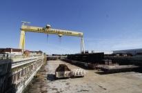 Remoção de estruturas no Estaleiro Rio Grande deve empregar até 400 pessoas