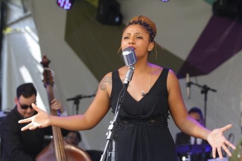 Tributo a Billie Holiday abre programação de projeto de jazz em Viamão