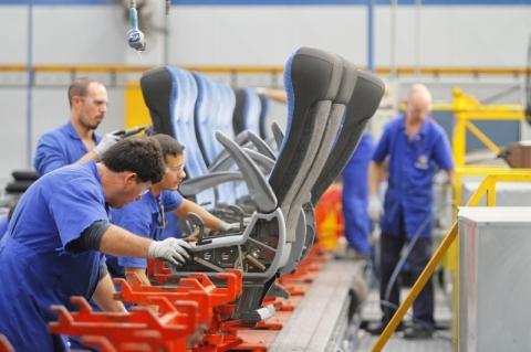 Receita da Marcopolo cresce 10% no primeiro trimestre