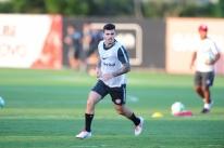 Zeca sofre lesão e só volta a jogar pelo Inter depois da Copa