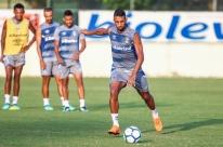Grêmio faz último treino antes do confronto com o Botafogo