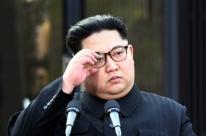 Coreia do Norte disparou projéteis não identificados, diz Coreia do Sul