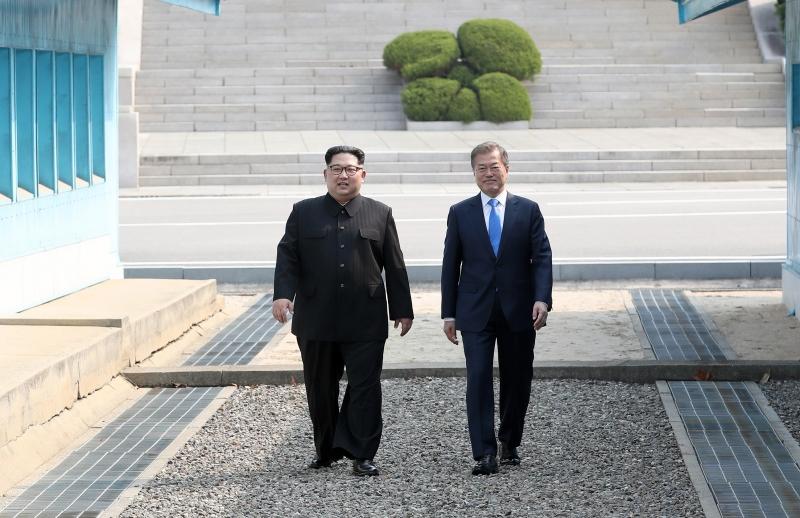 É incomum para a família de Kim Jong-un (e) pedir desculpas a qualquer autoridade sul-coreana