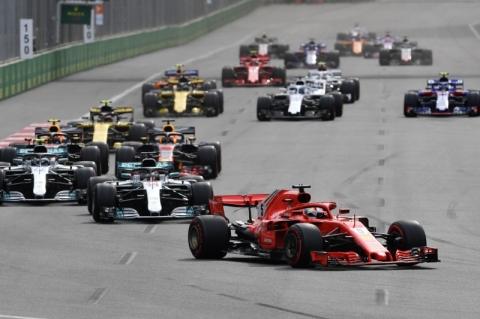 Fórmula 1 admite possibilidade de alterar calendário por causa do coronavírus