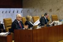 Maioria do STF vota por restrição a foro privilegiado