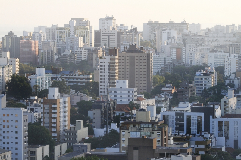 No acumulado do ano, queda chega a 1,23%  em Porto Alegre