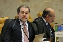 Dias Toffoli assume presidência do STF interinamente