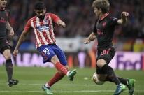 Diego Costa marca, Atlético de Madrid vence Arsenal e vai à final da Liga Europa