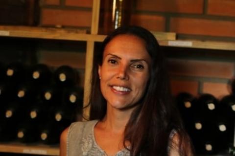 Com o projeto Vinha Unna, Marina aposta em um sistema de cultivo sem agrotóxicos, defensivos, produtos químicos ou antibióticos