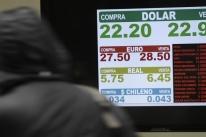 Em crise, Argentina pede ajuda financeira ao FMI
