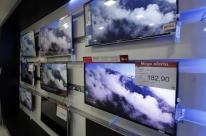 Vendas de eletrodomésticos e eletrônicos crescem 14,6% no 1º semestre