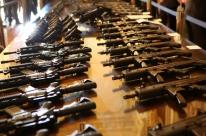 Ações da Taurus sobem com fila de mais de 2 mil pedidos de fuzis por civis