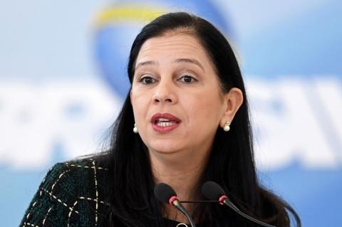 Ex-ministra de Temer encabeça primeira lista tríplicepara o TSE