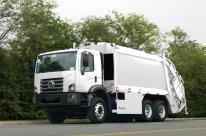 Volkswagen amplia sua linha para coleta de resíduos