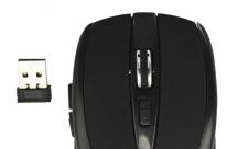 Mouse traz dispositivo para guardar nano receptor