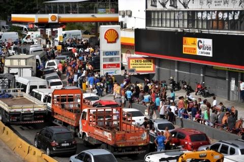 Frete e diesel retiraram R$ 20,3 bilhões do PIB