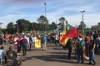 Petroleiros decidem suspender a greve