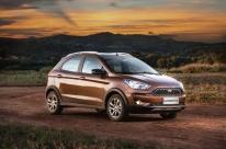 Ford revela versão definitiva do Ka FreeStyle