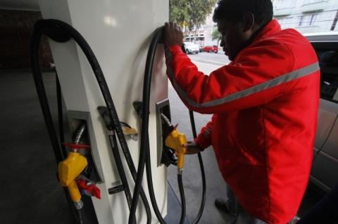 Petrobras eleva em 2,5% preço médio da gasolina nas refinarias, para R$ 1,7287
