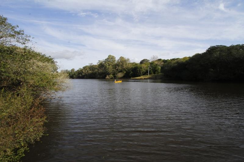 Bacia do rio Gravataí ainda segue em elevação e condição de alerta