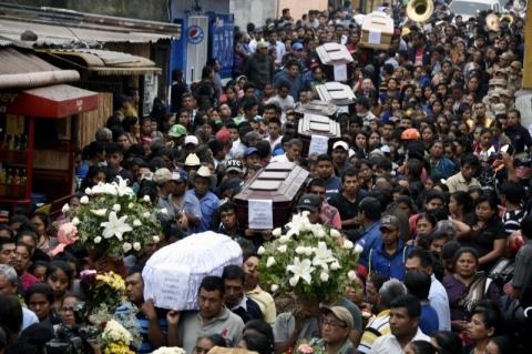 Sobe para 69 número de mortos na Guatemala por erupção de vulcão