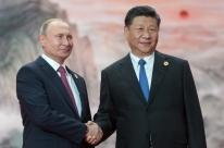 China e Rússia criticam protecionismo comercial dos EUA em cúpula regional