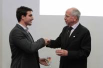 JC recebe homenagem da Santa Casa de Porto Alegre