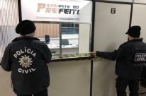 Vice-prefeito de Agudo é preso pela Polícia Civil em ação contra fraudes na prefeitura