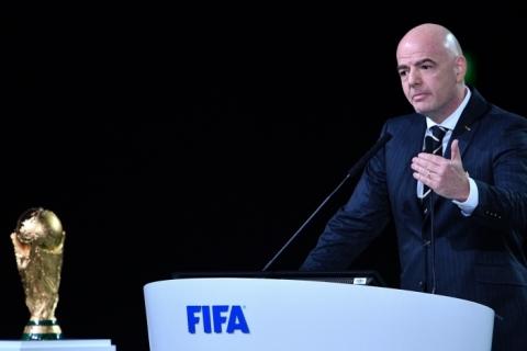 Fifa anuncia Infantino como único candidato à presidência na eleição em junho