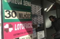 Mega-Sena sorteia R$ 30 milhões neste sábado e R$ 200 milhões na Mega da Virada