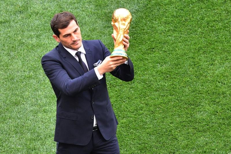 Goleiro foi o capitão da Espanha campeã do mundo em 2010