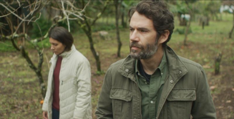 Juliana Wolkmer e Rafael Sieg em cena do filme de Lucas Cassales