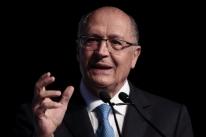 Geraldo Alckmin afirma que aliança com Centrão é necessária
