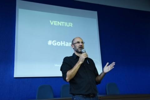 Sandro Cortezia, CEO da VENTIUR
