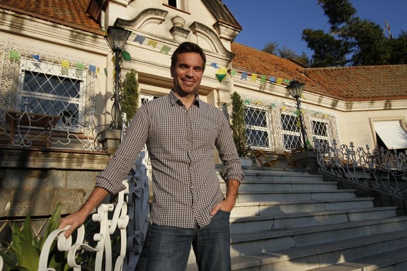 Guilherme Paz, do Castelo Oric, projeta a concentração de negócios variados  no local