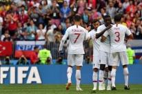 Com gol de Cristiano Ronaldo, Portugal bate Marrocos e encaminha classificação