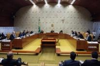 STF discute em agosto reajuste de salário de ministros para 2019