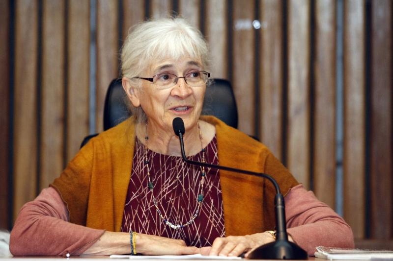 Pesquisadora Kay Pranis explica vantagens de metologia para mediar conflitos adotada em escolas gaúchas