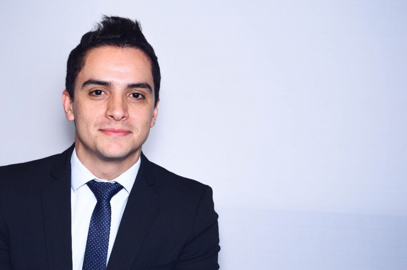 Rafael Costa, gerente de Operações da F. Iniciativas